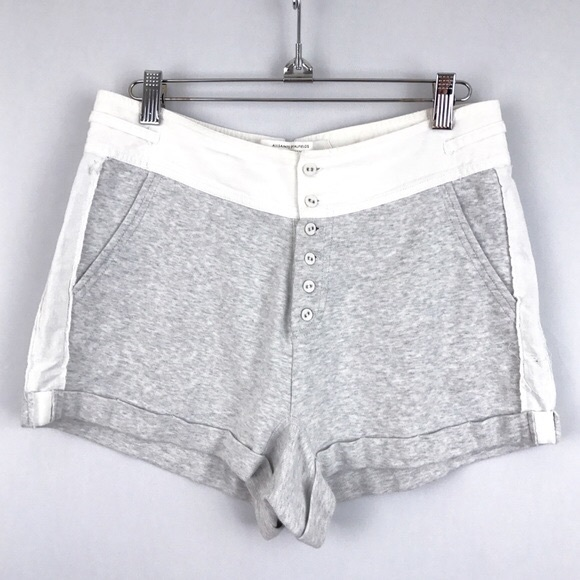 All Saints Pants - High waisted all saints Bozena shorts